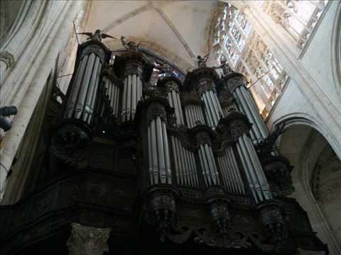 Durufl choral vari sur le veni creator op 4 doovi for Adagio rouen