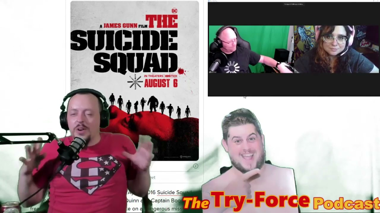 #236 Try-Force Podcast: House of Martha
