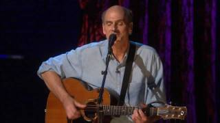 You Can Close Your Eyes - James Taylor
