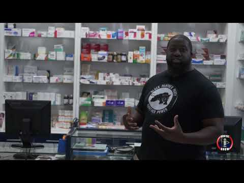 Ethiopia Extra Footage-Ruth Pharmacy