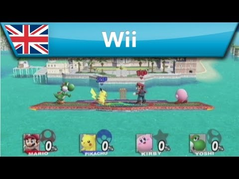 Super Smash Bros. Brawl - Trailer (Wii)