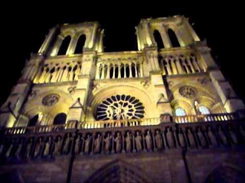 EF Cambridge to Paris