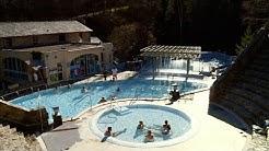 Se ressourcer avec les bains d'eaux chaudes de Saint-Thomas
