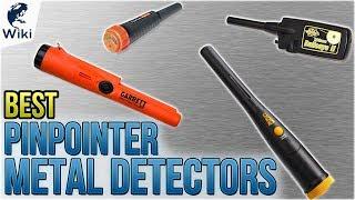 9 Best Pinpointer Metal Detectors 2018