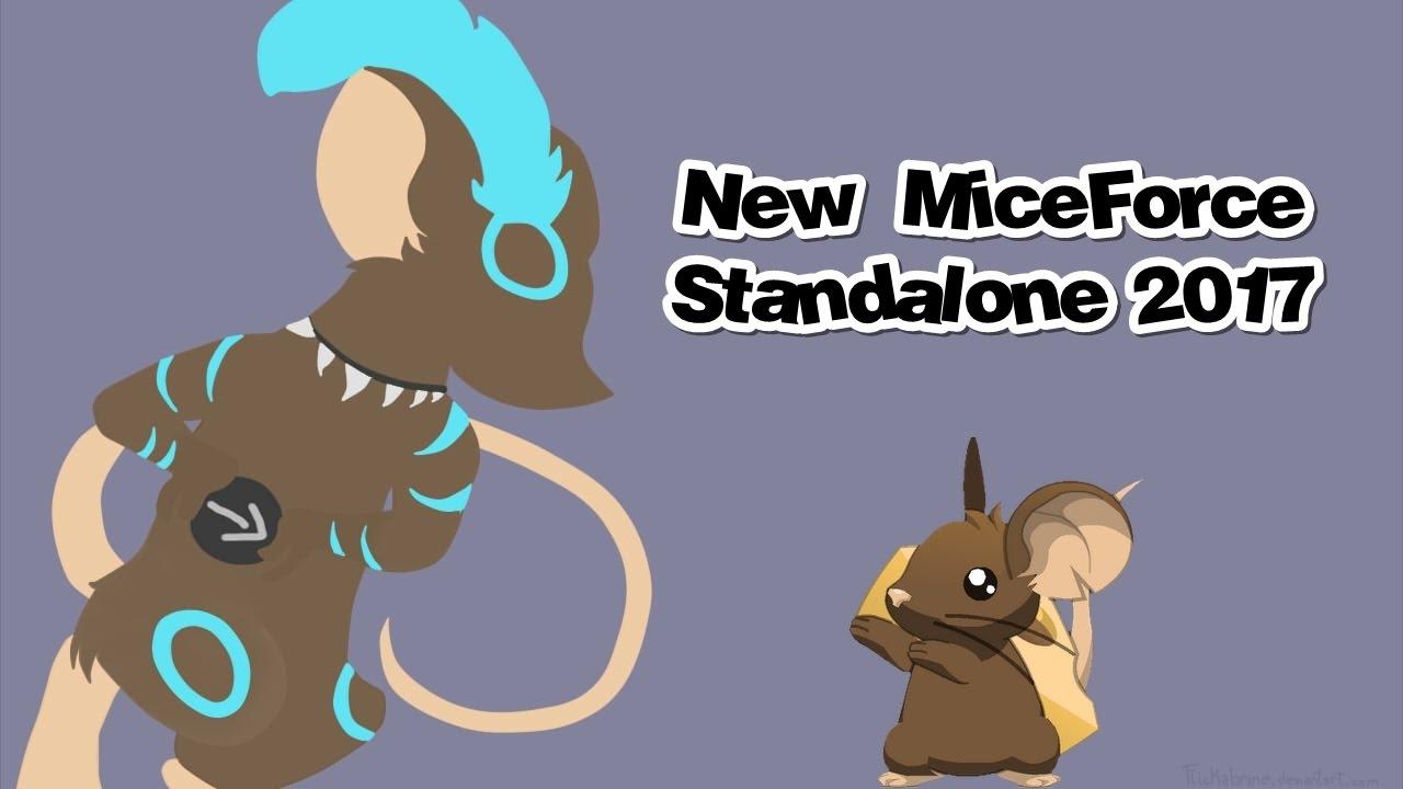   MiceForce Standalone 2017  