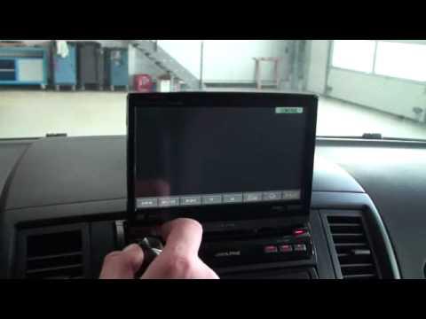 conexx showcar vw t5 multivan alpine multimedia
