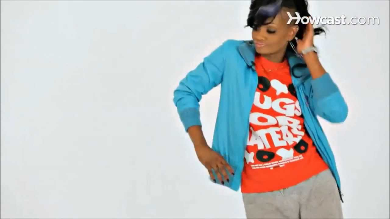 Teach Me How To Dougie Instructions w/ DANCE Montage - YouTube
