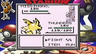 How Do Missingno Item Duplication Glitch Pokemon Red And Blue