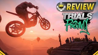 Trials Rising: REVIEW (The Dirt Bike Rises) (Video Game Video Review)