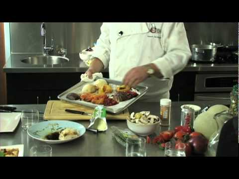Easy Chefs At Home- Chicken En Papilotte