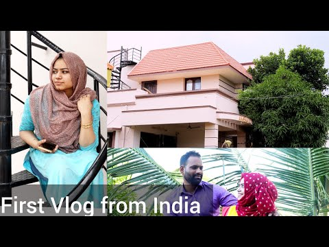 First Day In My Life From India / Glimpse Of Our House / Chicken Briyani Recipe / Tamil Vlog