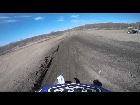 Englishtown NJ Raceway Park Motocross Practice YZ250F