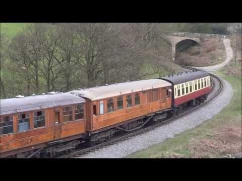 North Yorkshire Moors Railway, Spring Steam Gala 2015, Saturday 25th April