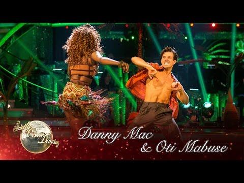 Danny Mac & Oti Mabuse Samba 'Magalenha' By Sergio Mendes - Strictly Come Dancing 2016 Final