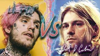 Lil Peep meet Kurt Cobain