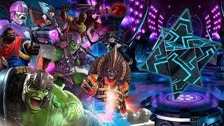 MARVEL: Битва чемпионов - #66 | Мой второй 6* КРИСТАЛЛ! | Огромное открытие кристаллов!