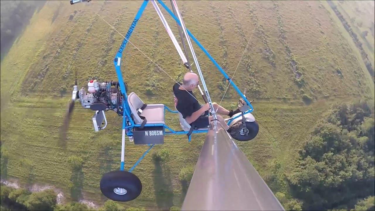 gene fulton flying tundra trike