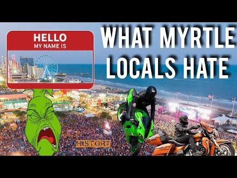 Living In Myrtle Beach Sucks