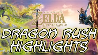 Zelda Dragon Rush! (Stream Highlights)