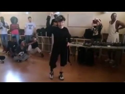 Watch 'Mickey' Singer Toni Basil's Incredible Dance Moves at 72 Years Old