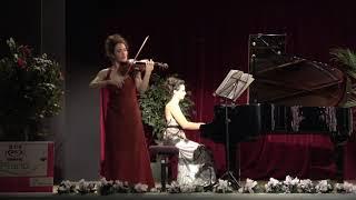 Klezmer for Michaël (bis) - Elsa Moatti, violon et Suzanne Ben Zakoun, piano