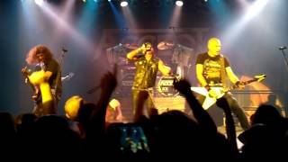 Accept - Hung, Drawn and Quartered (Live@Tampere 6.11.2012)