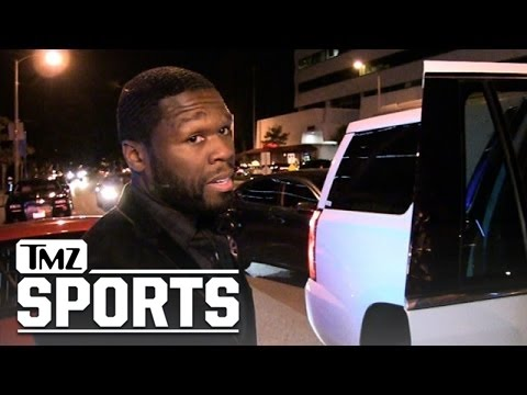50 Cent -- Broner Shouldn't Have Ripped Jay Z ... Take the Money! | TMZ Sports