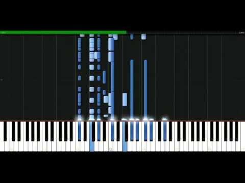 Michael Buble - L O V E [Piano Tutorial] Synthesia | passkeypiano