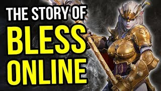 Bless Online - A Brief Story Overview - MMORPG Lore