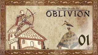 Let's Play Oblivion (Modded) - 01 - Criminal Scum