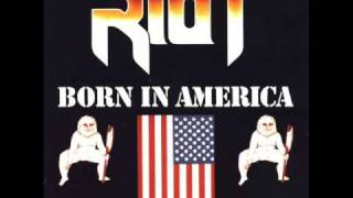 Watch Riot Heavy Metal Machine video
