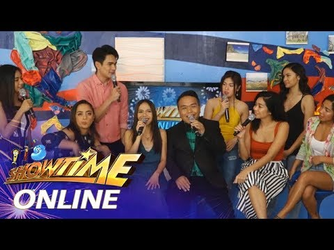 It's Showtime Online: Semifinalists share their reactions on Hurado's song choice