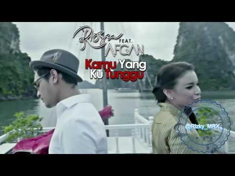 Afgan Feat Rossa Kamu Yang Ku Tunggu (Lyrics HD)