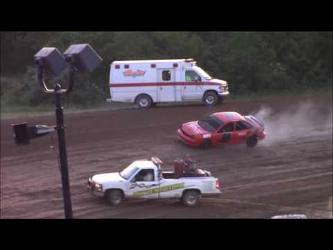 Butler Motor Speedway FWD Heat #3 5/27/17