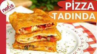 PİZZA TADINDA Pratik Kahvaltı Böreği Tarifi ⏰