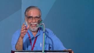 Prof A K Ramakrishnan at International Islamophobia Conference, 2016 Dec 16-18,  University of Calicut
