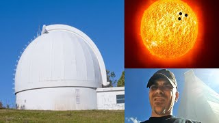 Sunspot Observatory FBI Shutdown  UPDATE! Footage of The Abandoned Observatory & Many UFOs 9/16/2018