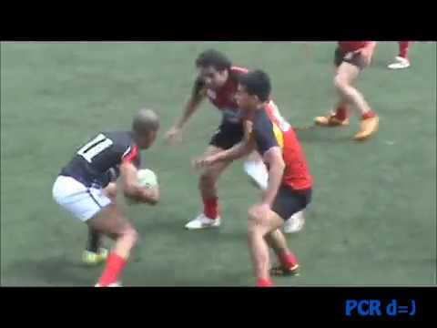 Rugby Colombia LRB b vs LNSR