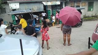 Ang Galing ng Talent ng Magtatay na ito Limay Bataan #Fiesta