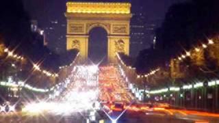 Paris, France - la ville de mes rêves(Paris - cœur de l'europe et la ville de mes rêves Musique: