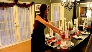 Holiday Sangria And Garlic Artichoke Dip (part 3 Of The Holiday Tutorial)