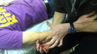 Elbow mobilizations