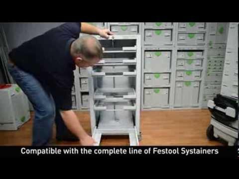 Систейнерный порт Festool SYS-PORT 1000/2
