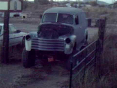 1949 Chevy Panel