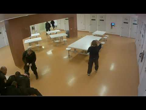 Watch: Cuyahoga County nurse attacked by inmate