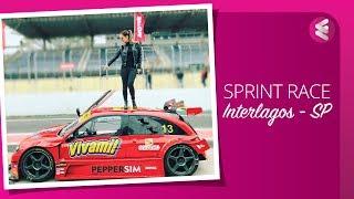 Sprint Race - torcendo pelo meu sobrinho!