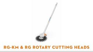 RG-KM Professional KombiTool and Brush Cutter Attachments | STIHL GB