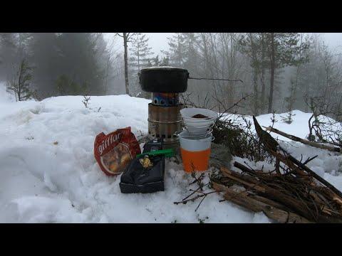 Tomshoo wood gas stove