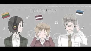 [APH] [SUB ITA] Baltic Trio