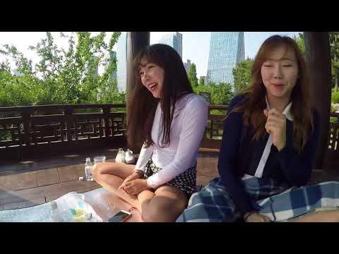 Korean girls Dance to ENERGY